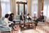Lehendakariak Boliviako enbaxadorea hartu du