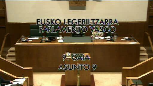 """El Lehendakari asegura que la LOMCE colocaría a Euskadi en el """"pelotón de los más torpes de Europa"""" [27:57]"""