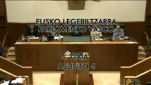 """El Lehendakari asegura que la LOMCE colocaría a Euskadi en el """"pelotón de los más torpes de Europa"""" [8:36]"""