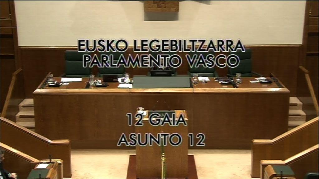Lehendakariak ziurtatu du Hezkuntzaren Kalitatea Hobetzeko Lege Organikoak «Europako traketsen artean» kokatuko lukeela Euskadi [8:04]