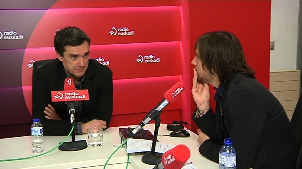 """Jonan Fernández asegura que el Plan de Paz y Convivencia debe contener todas las """"aspiraciones democráticas legítimas"""" [20:21]"""