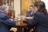 El Lehendakari se reúne con los responsables de OINARRI