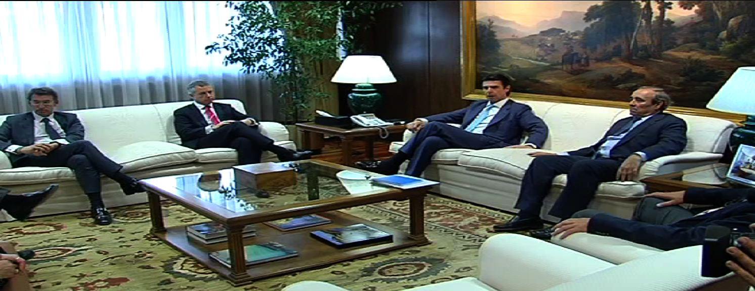 Lehendakariak Barroso eta Almuniari eskatuko die ontziolen sektorea suntsituko lukeen erabakia bertan behera utz dezatela [5:57]