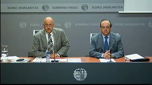 La ciudadanía de Euskadi, entre las que mejor reciclan envases [34:53]