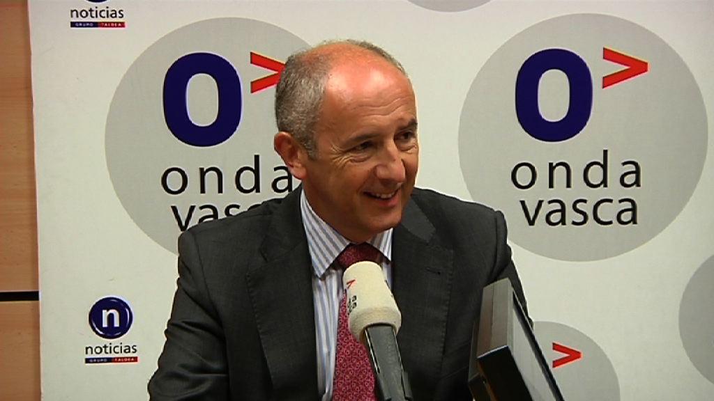 """El Gobierno Vasco presentará el Plan de Redimensionamiento del Sector público con el compromiso de """"mantener el empleo"""" [16:11]"""