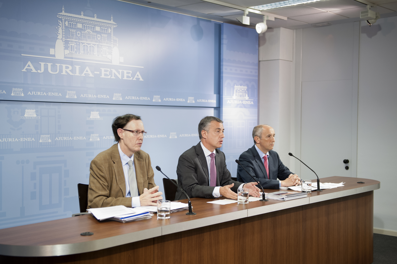 """Historian izan den Eusko Jaurlaritza murriztuenak zerbitzu publikoen kalitate maila """"mantenduko du""""  [24:42]"""