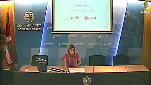 La Dirección de Tráfico del Gobierno Vasco se reunirá con los responsables de los centros de Biarritz y Burdeos para buscar una solución a las retenciones en la frontera [26:21]