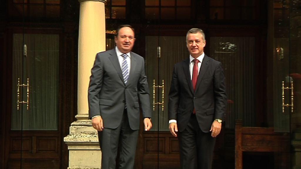 Euskadi y La Rioja tienden un nuevo puente [36:02]