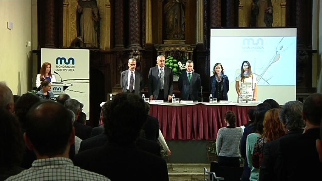 """El Lehendakari: """"queremos renovar el Plan universitario para responder mejor a las demandas de la sociedad"""" [81:59]"""