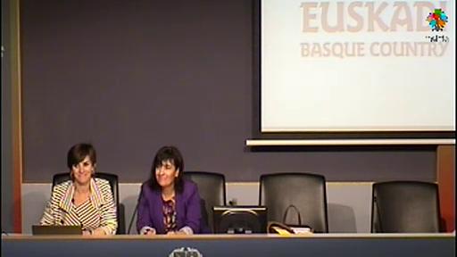 Euskadi recupera este verano la quinta posición en el estado por el peso del turismo extranjero  [24:19]