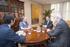 El Lehendakari se ha reunido con la Fundación Vicente Ferrer