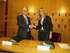 El Ayuntamiento de Vitoria y Osakidetza firman un Acuerdo de colaboración socio - sanitario