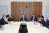 El Lehendakari se ha reunido con la Solomon Guggenheim Foundation para ratificar el compromiso de colaboración