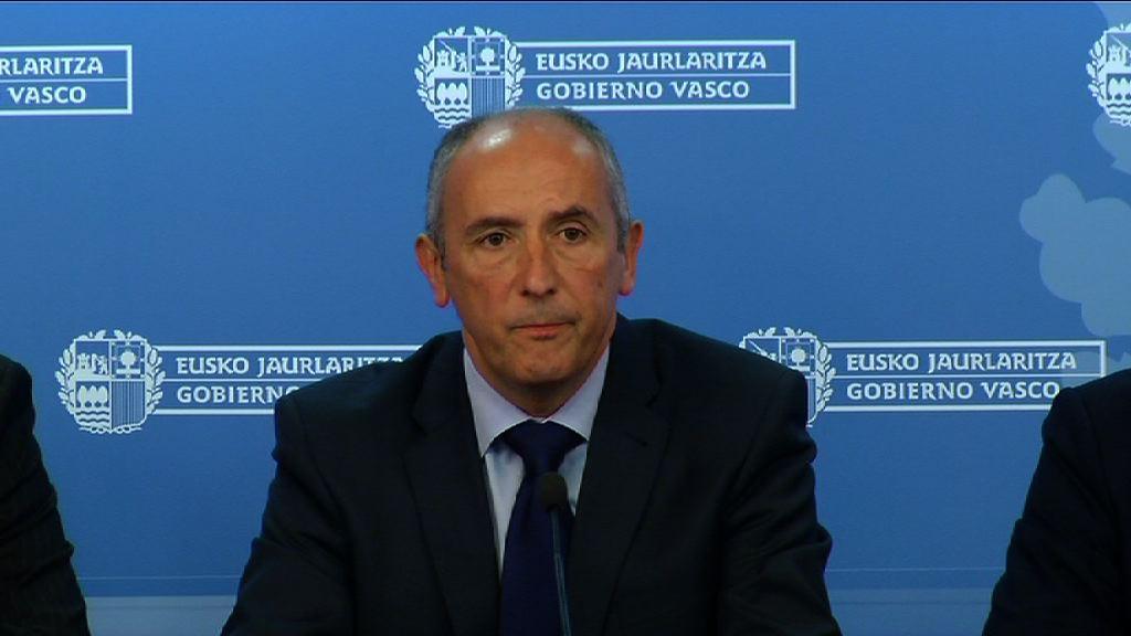 El Gobierno Vasco trabajará por minimizar el impacto de la suspensión de pagos de Fagor Electrodomésticos [7:14]