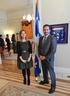 Oregi promueve la colaboración en espacios naturales y sostenibilidad entre el País Vasco y Quebec