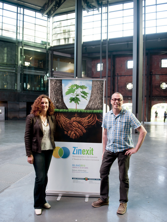 El Gobierno Vasco presenta la edición de este año de Zinexit con la que pretende promover la cultura de la paz basada en el respeto de los derechos humanos