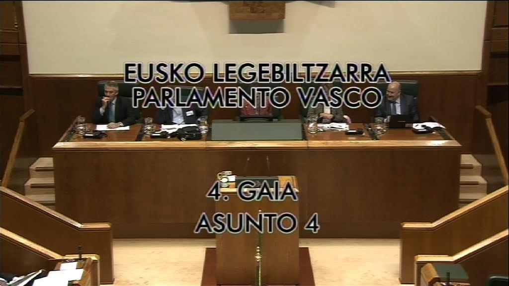 Pleno de Control endeudamiento, grupo Popular Vasco [9:13]