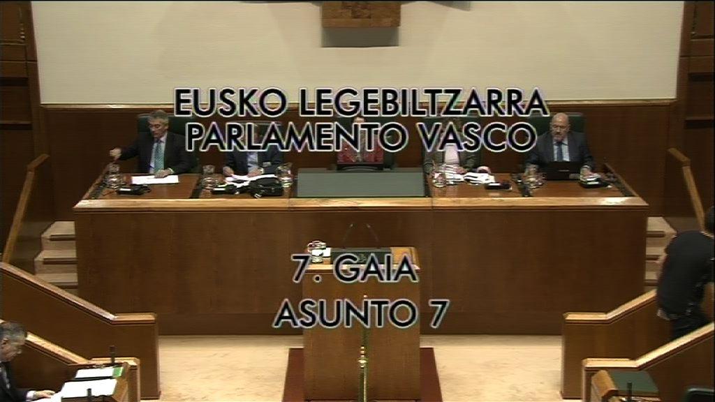 Pleno de Control Guggenheim, grupo Socialistas Vascos [25:30]