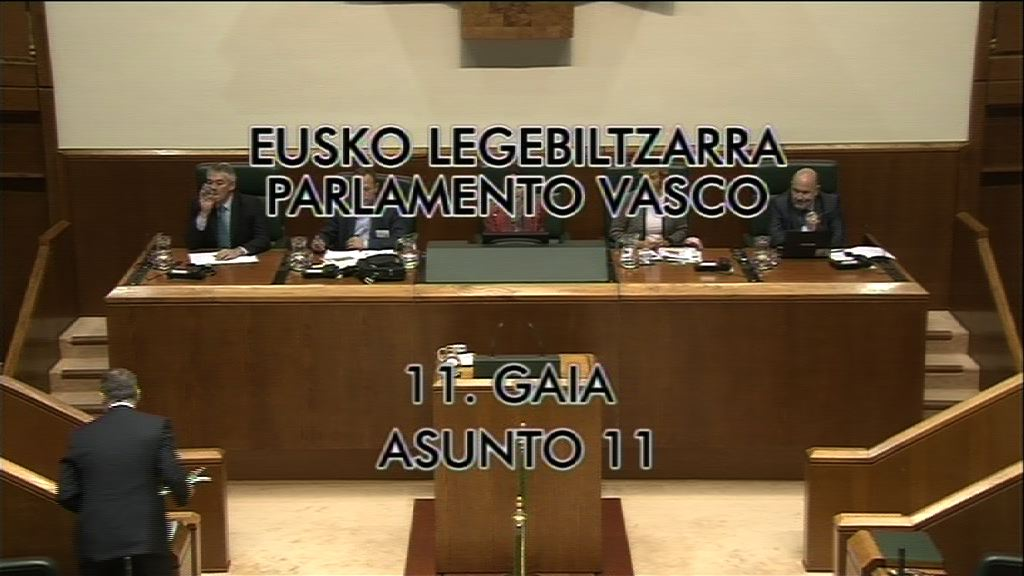 Pleno de Control  Guggenheim, grupo Mixto UPyD [9:25]
