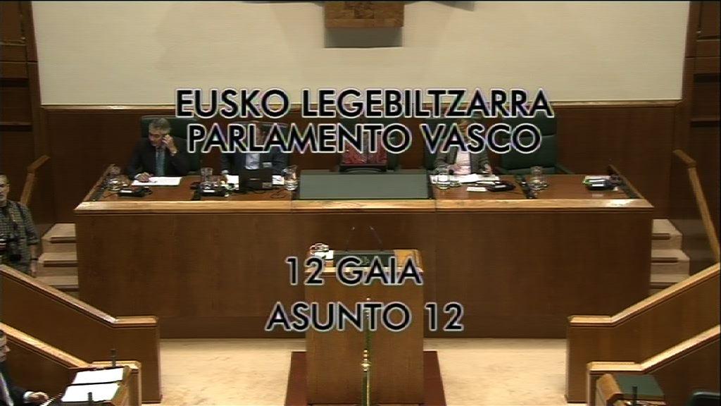 Pleno de Control  Gizalegez, grupo Socialistas Vascos Control [8:26]