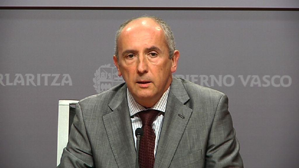 El Gobierno Vasco valora positivamente el fallo de la Gran Sala del Tribunal Europeo de Derechos Humanos sobre la Doctrina Parot [12:05]