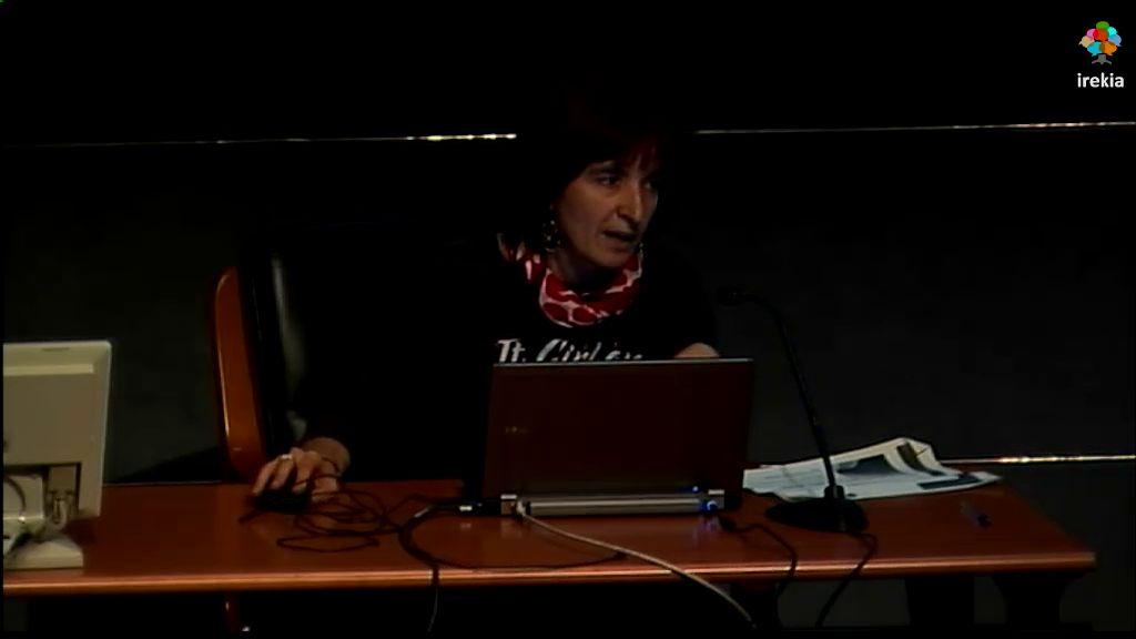"""Taller geoEuskadi. """"LIDAR 2012. Productos y aplicaciones"""" [29:26]"""