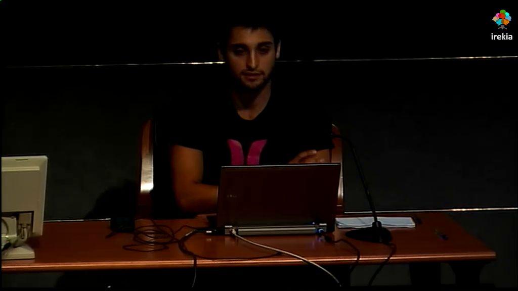 """Taller geoEuskadi. """"LIDAR 2012. Productos y aplicaciones"""" [7:53]"""