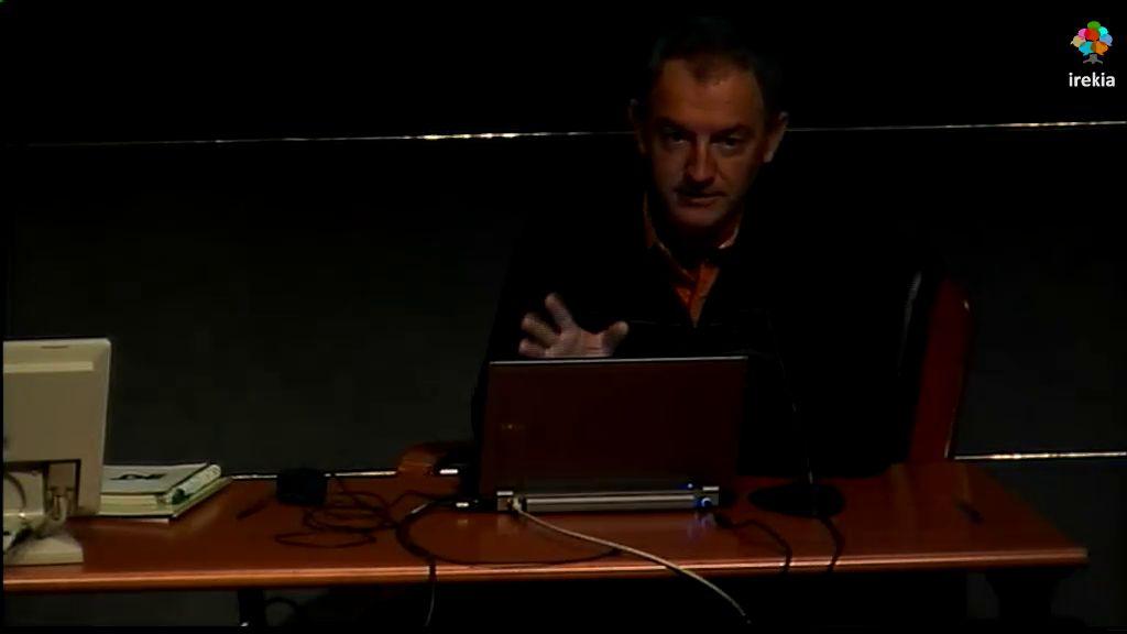 """Taller geoEuskadi. """"LIDAR 2012. Productos y aplicaciones"""" [19:27]"""