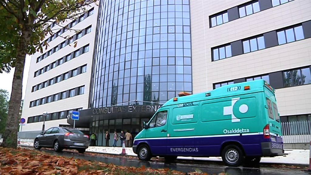 Eusko Jaurlaritzak Arabako Unibertsitate Ospitaleko kanpo-kontsulten eraikin berria inauguratu dute [20:57]