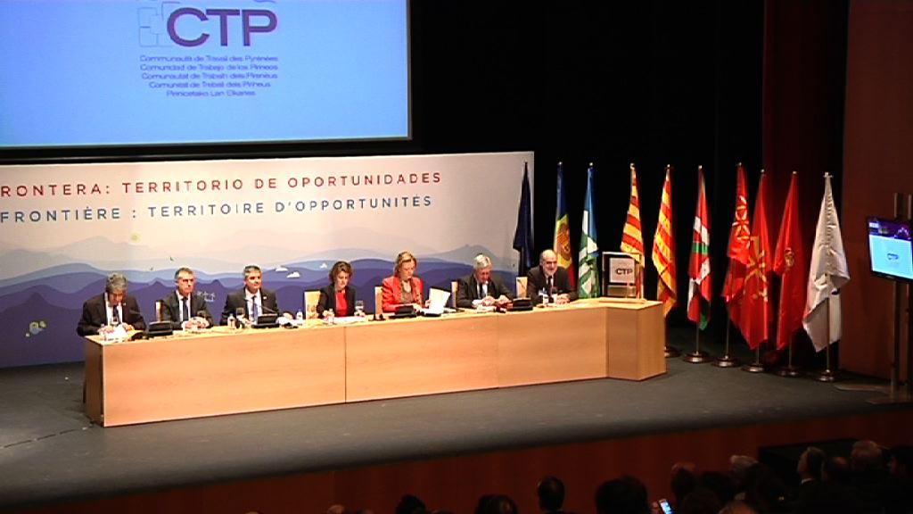 El Lehendakari subraya que la CTP pone el foco en el bienestar y las oportunidades de las personas [4:39]