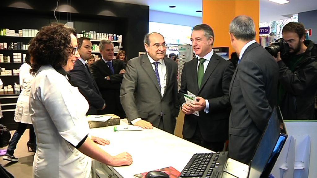Vitoria-Gasteiz completa el despliegue de la receta electrónica en Araba [3:33]