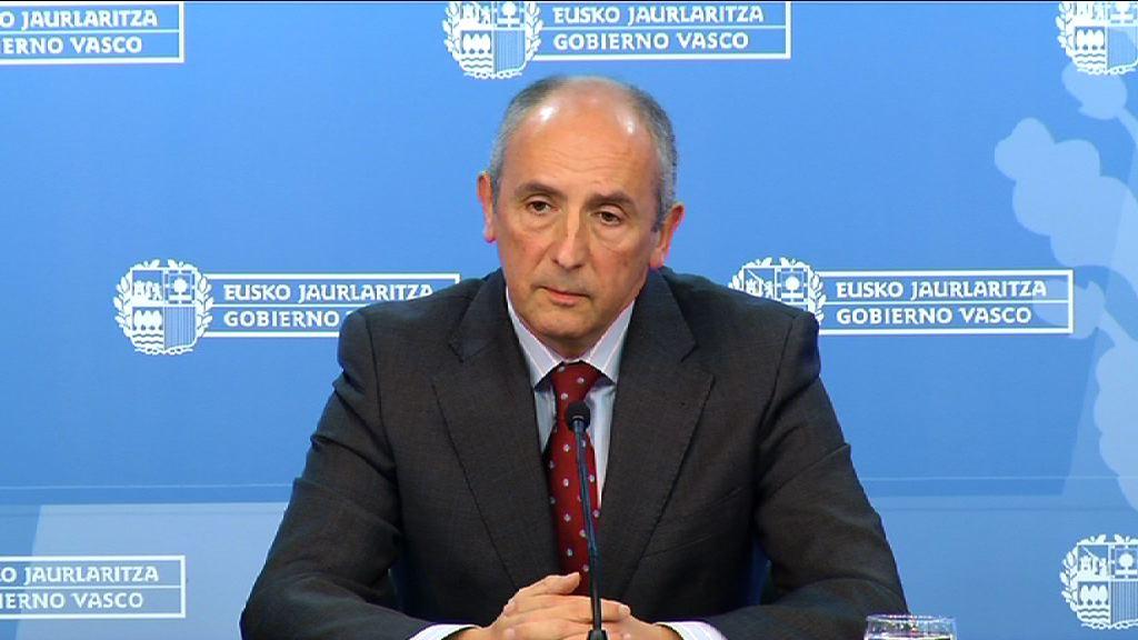 """El Gobierno Vasco buscará la incorporación del """"máximo posible"""" de formaciones al acuerdo presupuestario [39:49]"""