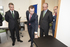 El Lehendakari inaugura el moderno centro de salud de Salburua