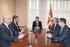 El Ministro de Turismo de Croacia visita Euskadi para conocer modelos de trabajo en los secores turístico y tecnológico