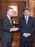 El Lehendakari recibe al Embajador de Brasil