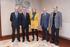 El Lehendakari recibe a los responsables del World Rural Forum