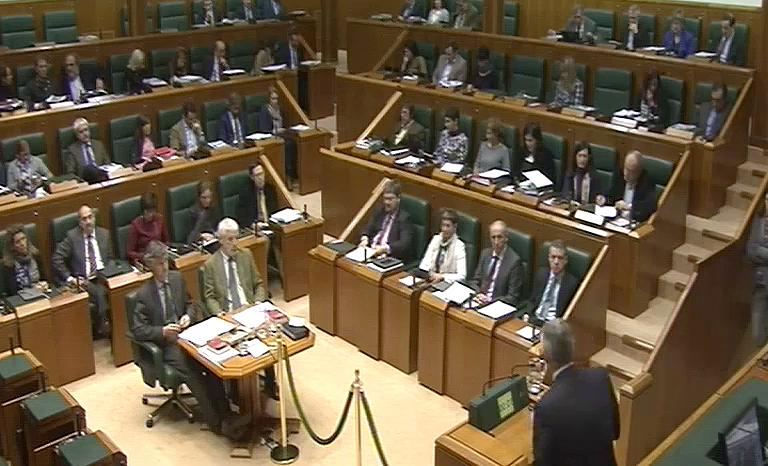 Pleno ordinario: Presupuestos Generales [201:19]