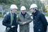 15 personas presas participan en el proyecto de rehabilitación de la estación de tren de Zestoa