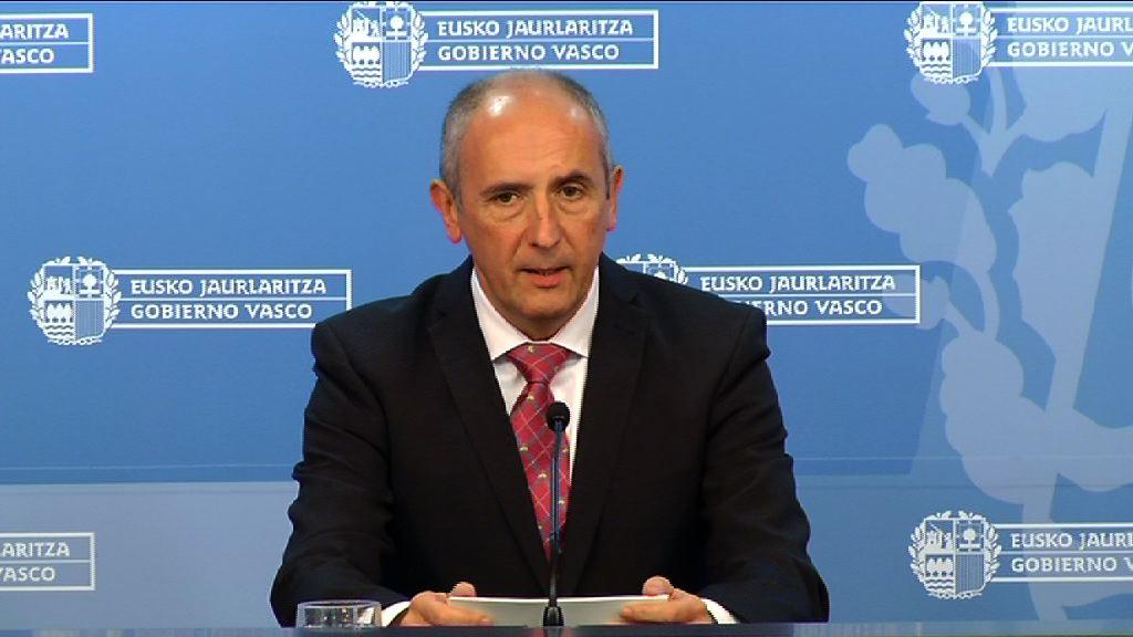 El Gobierno vasco destaca los acuerdos alcanzados durante el primer año de mandato [50:50]