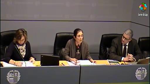 La consejera Uriarte amplía los datos del Informe PISA 2012 [47:49]