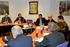 Primer encuentro de trabajo de la futura Ley de Regulación de los Servicios de Prevención y Extinción de Incendios y Salvamento