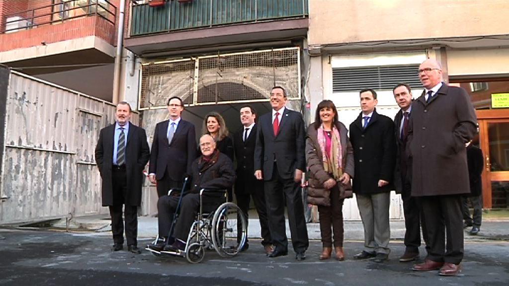 Eusko Jaurlaritzak eta Bizkaiko Foru Aldundiak metroaren 3. linea 2016an abiarazi ahalko dela aurreikusi dute [3:30]