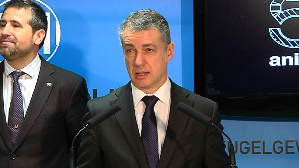 La Comisión Mixta del Concierto Económico se podría reunir mañana en Madrid [5:37]