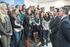 El lehendakari ha recibido a 100 estudiantes de universidades norteamericanas que se encuentran de  estancia en Euskadi