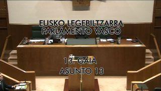 Pleno parlamento 10