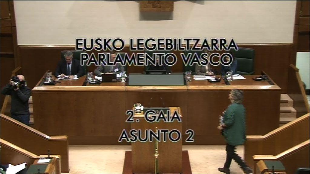 Galdera José Antonio Pastor, Euskal Sozialistak Taldea [9:01]