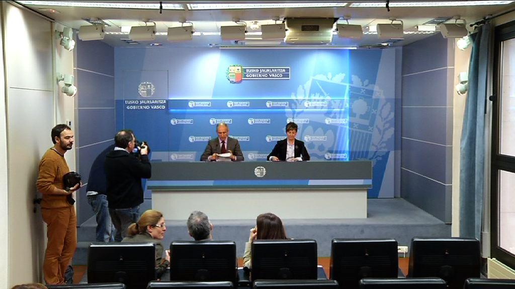 El Gobierno vasco aprueba el Plan Interinstitucional de Apoyo a la Actividad Emprendedora [54:55]