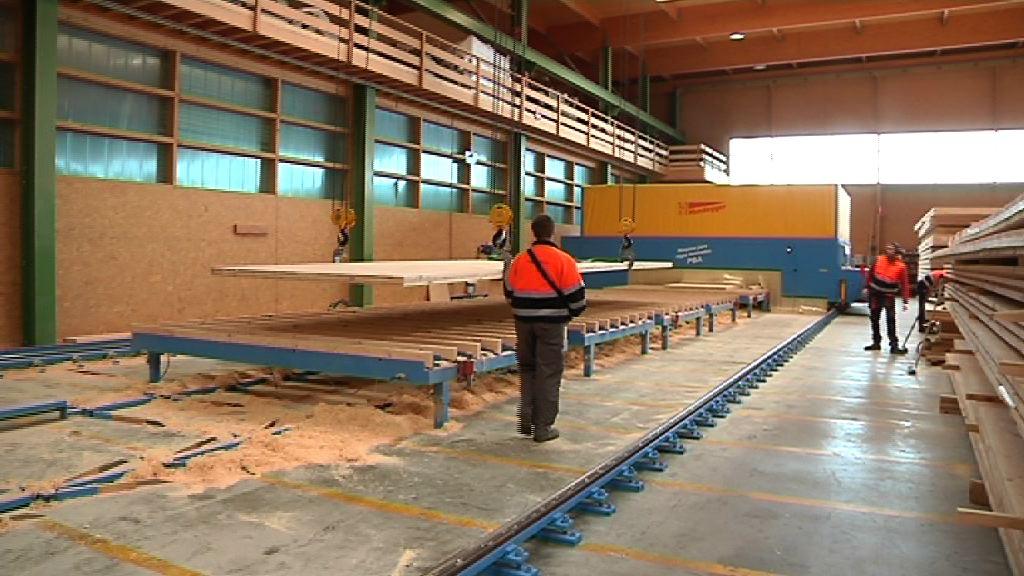EGOIN consolida el sector de la madera en Euskadi tras la adquisición del Grupo Holtza con la colaboración del Gobierno Vasco [4:13]