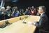 """El lehendakari reconoce el paso dado: """"un pequeño paso, no suficiente, pero cubre una primera y necesaria etapa para el desarme completo"""""""