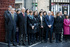 El lehendakari acude al homenaje en recuerdo de Enrique Casas y Fernando Buesa